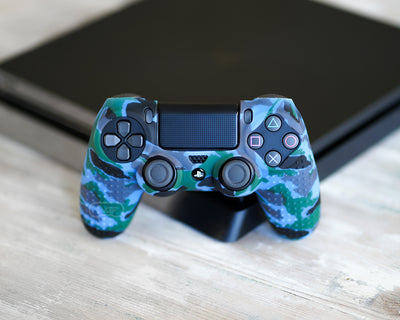 camo controller cover grips for ps4