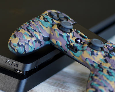 camo controller grips for ps4