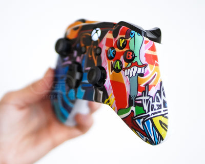 graffiti-xbox-one-silicone-cover