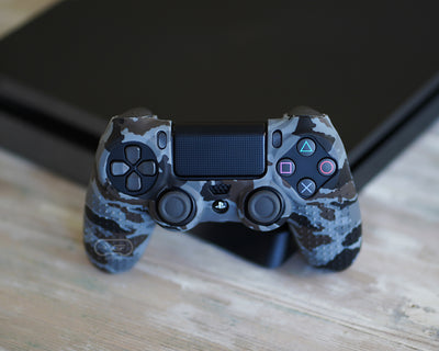 silicone controller grip for ps4
