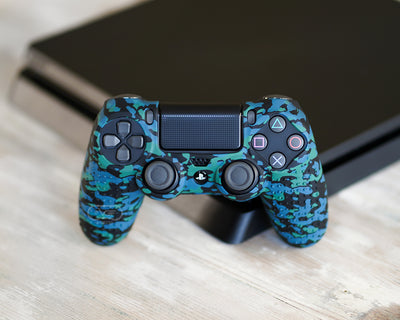 ps4 silicone controller skin
