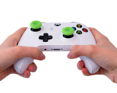xbox one thumbsticks green