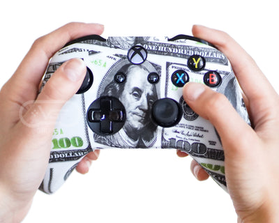 money dollars xbox one silicone controller case cover skin