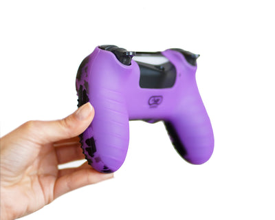 silicone controller grip for ps4 playstation 4 vgfgamers proflex