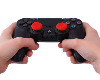 thumbsticks low rise concave for ps4 xbox one switch pro