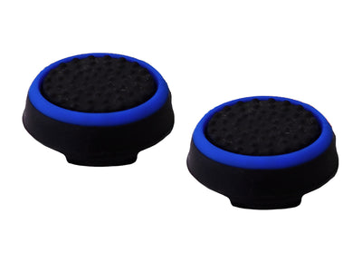 ps4 xbox one thumbsticks black with blue stripe