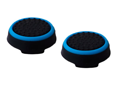 ProTouch® Thumbsticks - Black/Blue Ring