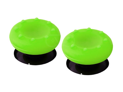 thumbsticks for ps4 xbox one switch pro green grips