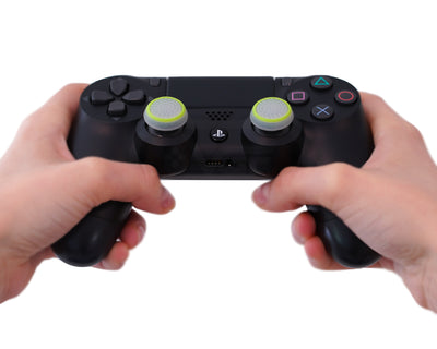 glow in the dark thumbstick grips for ps4