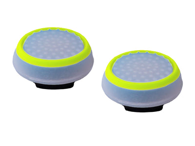 glow in the dark neon thumbstick grips for xbox one ps4