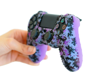 Purple Digital Camo