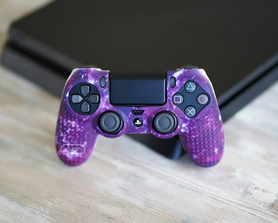 galaxy ps4 controller skin case