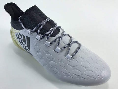 SR4U Laces Grid White Premium