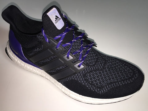 SR4U Reflective Laces Purple