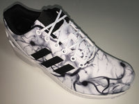 SR4U Reflective Laces White