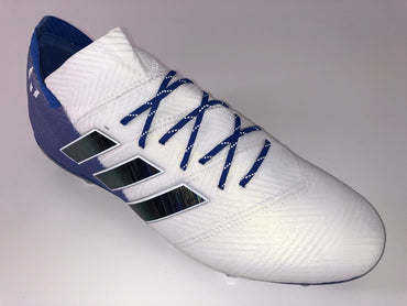 SR4U Reflective Laces Royal Blue