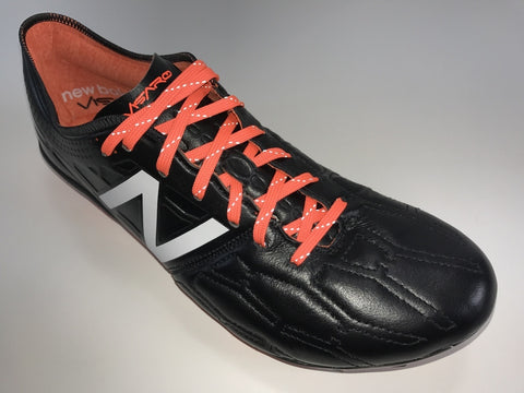 WIDE SR4U Laces Orange Punch Reflective