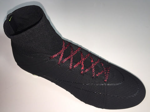 SR4U Laces Red Crackle Premium