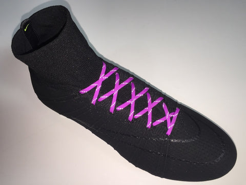 SR4U Laces Reflective Light Purple