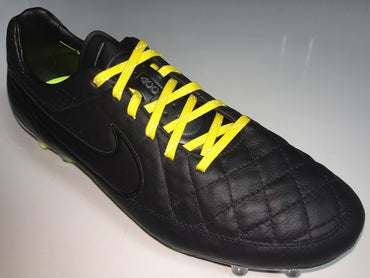 WIDE SR4U Laces Yellow Reflective