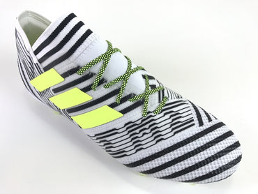 SR4U Laces Grid Neon Yellow/Black Premium
