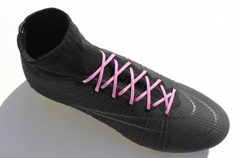 SR4U Laces White to Pink Color Changing Laces