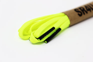 SR4U Laces Neon Yellow