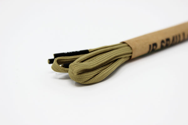 JR SR4U Laces Gold