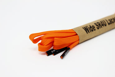 WIDE SR4U Laces Orange