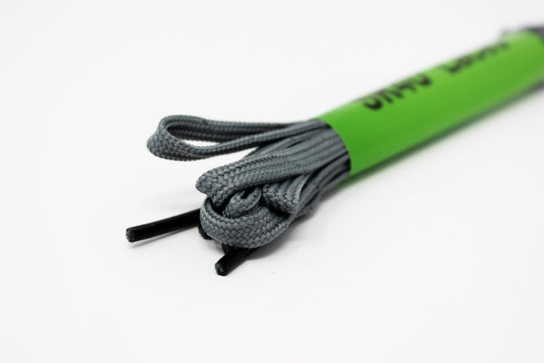 WIDE SR4U Laces Steel Gray Reflective