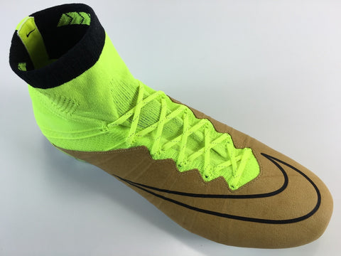 SR4U Laces Neon Yellow Sunlight Shimmer