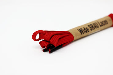 WIDE SR4U Laces Red