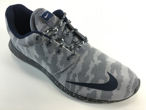 SR4U Laces Gray/Black Camo