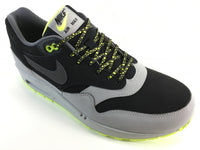 SR4U Laces Black/Neon Yellow Premium