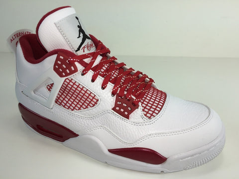 WIDE SR4U Laces Red Reflective