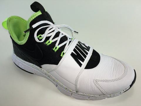JR SR4U Laces White Reflective