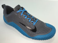WIDE SR4U Laces Light Blue Reflective
