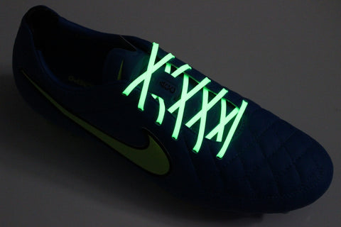 SR4U Laces Yellow Glow in the Dark