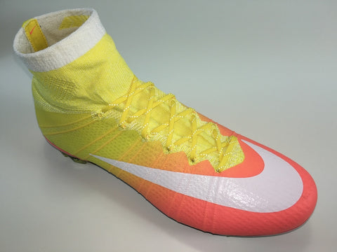 SR4U Laces Reflective Yellow