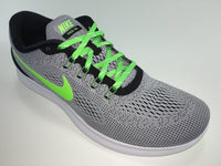 WIDE SR4U Laces Green Reflective