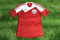 SR4U Red Soccer Training Jersey