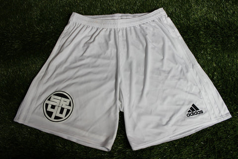 SR4U Training Shorts White