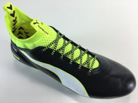 SR4U Laces Neon Yellow/Black Chevron Premium