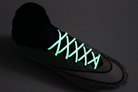 SR4U Laces White Glow in the Dark