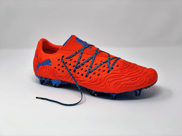 Puma Future 19.1 Netfit Power Up Pack with SR4U Blue Premium Laces