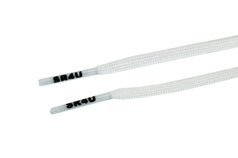 SR4U Laces White to Purple Color Changing Laces