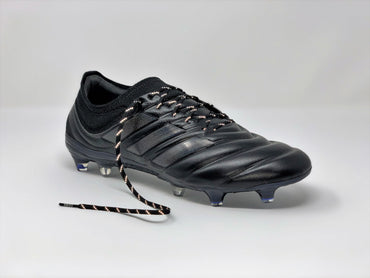 adidas Copa 19.1 Archetic Pack on SR4U Black Reflective Laces