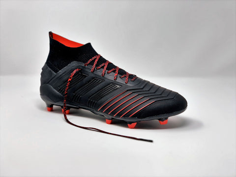 adidas Predator 19.1 Archetic Pack with SR4U Red Crackle Premium Laces