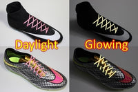 SR4U Laces Pink Glow in the Dark