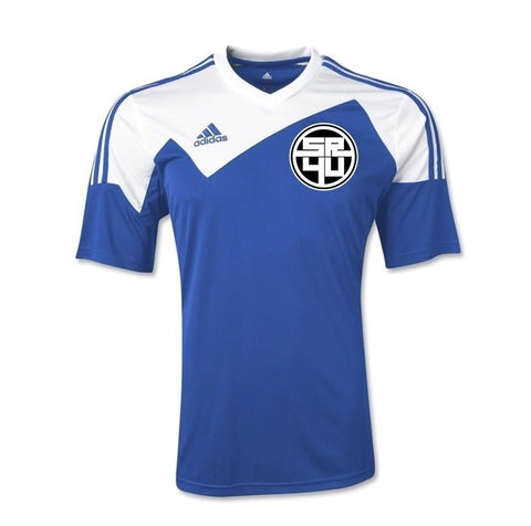 SR4U Royal Soccer Training Jersey